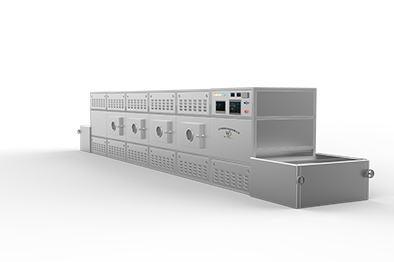 Microwave drying and sterilizing equipment for paper cups and bowls