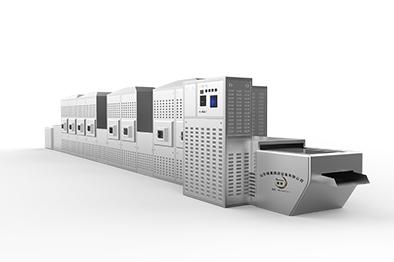 Feed microwave drying equipment