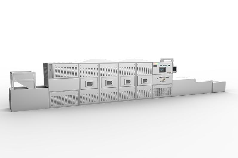 Microwave drying sterilizer